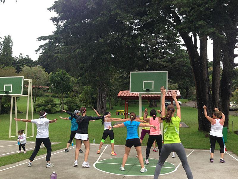 Cursos recreativos Costa Rica