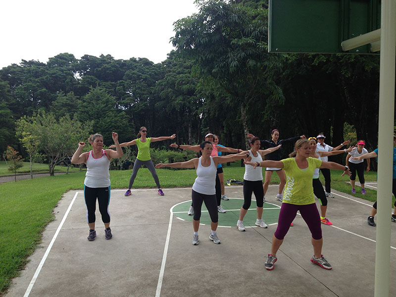 Cursos recreativos Costa Rica