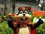 Pino La Ardilla, Mascota del Club