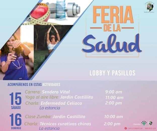 ACTIVIDADES FERIA SAL. FB