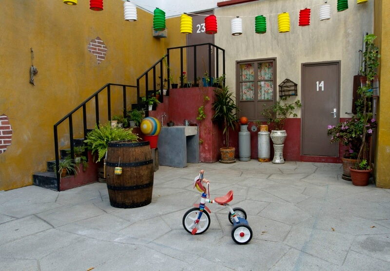 """EXPERIENCIA EN LA VECINDAD DE """"EL CHAVO DEL 8"""""""